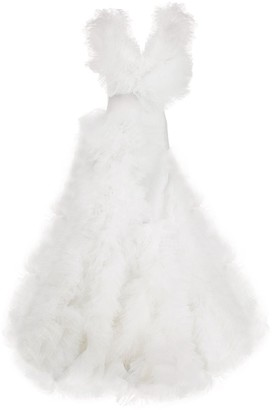 Loulou Cloud tulle gown