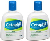 Cetaphil Moisturizing Lotion - 8 oz - 2 pk