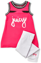 Juicy Couture Girls 4-6x) 2-Piece Tank & Leggings Set