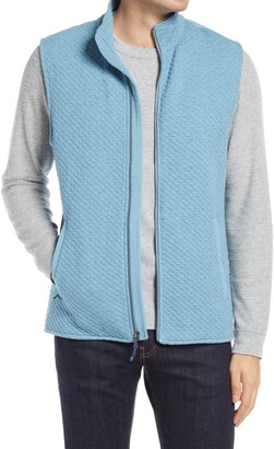 Southern Tide Sundown Quilted Vest