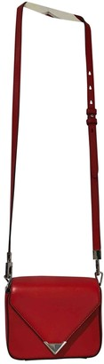 Alexander Wang Prisma Red Leather Handbags