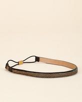 Chain and Color Block Headband