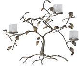 Mikasa Metallic Branches Candleholder