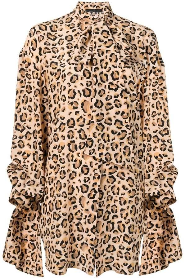 da3904f67d23 Pussy Bow Tie Shirt - ShopStyle UK