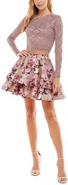 Thumbnail for your product : City Studios Juniors' 2-Pc. Fit & Flare Dress