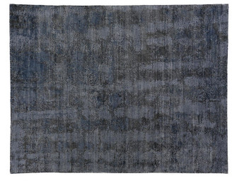 Milin Hand-Knotted Rug - Dark Blue - Exquisite Rugs - 6'x9'