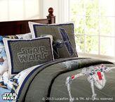 Pottery Barn Kids Star Wars(TM) x-wing & TIE Fighter(TM) Quilt