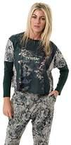 Smash Wear Women's Carouse T-Shirt,12 (M)