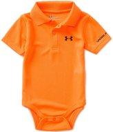 Under Armour Baby Boys 3-12 Months Polo Bodysuit