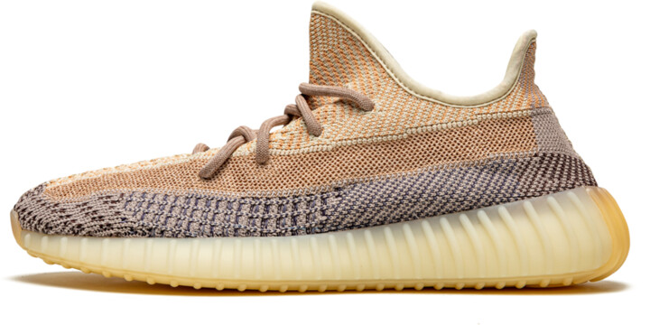 Adidas Yeezy Boost 350 V2 'Ash Pearl' Shoes - Size 4.5