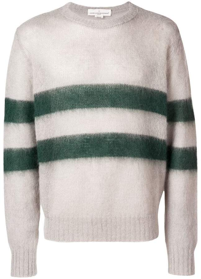 Golden Goose striped pattern sweater
