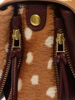 Jerome Dreyfuss Bobi Bambi calf-hair shoulder bag