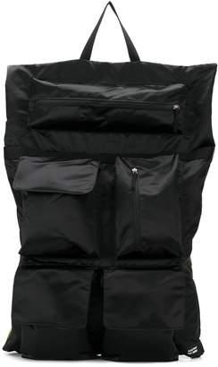 Eastpak x Raf Simons punk print backpack