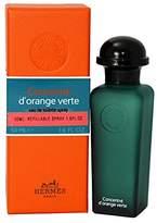 Hermes Concentre D' Orange Verte for Men Eau De Toilette Spray 1.6-Ounce/50 ml Refillable