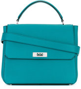 Bally flip lock tote - women - Leather - One Size