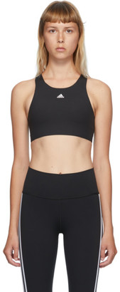 adidas Black ULT Alpha Sports Bra