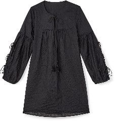 Rebecca Minkoff Black Dolly Dress - S / Black - Black