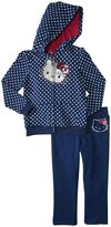 Hello Kitty Active Set (Toddler/Kids) - Navy Blue-4T