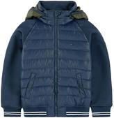 Tommy Hilfiger Bi-material jacket