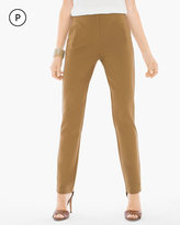 Chico's Juliet Ankle Pants in Brevity Brown