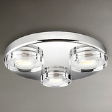 Philips Mira 3 Bulb LED Bathroom Light