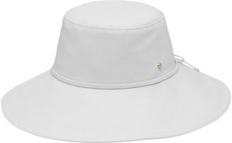Helen Kaminski Wide Brim Canvas Hat