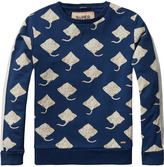 Scotch & Soda Printed Sweater