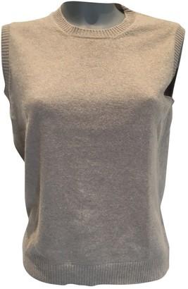 Hermes Beige Cashmere Knitwear for Women