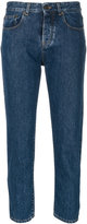 No.21 high-waisted jeans
