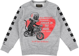 Finger In The Nose Sweatshirts