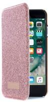 Ted Baker Glitsie Iphone 6/6S/7 Mirror Folio Case - Pink