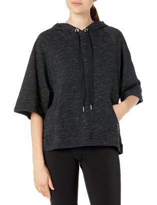 2xist Women's French Terry Cape Hoodie