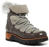 Manas Design Faux Fur Trim Boot