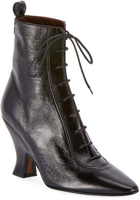 Marc Jacobs The Victorian Lace-Up Boots