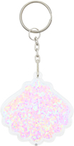 Accessorize Liquid Filled Shell Keyring