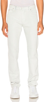 Maison Margiela Stone Wash Bleach & White Paste Slim Fit Jeans