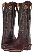 Ariat Heritage Stockyard (Rusted Copper/Black) Cowboy Boots