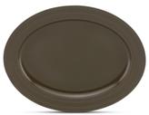 Kate Spade Dinnerware, Fair Harbor Bittersweet Large Oval Platter