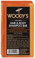 Woody's Hair & Body Shampoo Bar 227g