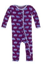 Kickee Pants Coverall Melody Ox
