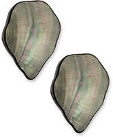 Viktoria Hayman Freeform Petal Clip-On Earrings