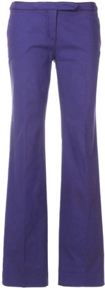 Versace Pre-Owned tailored trousers