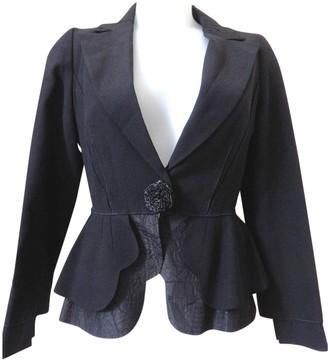 Louis Vuitton Black Synthetic Jackets
