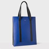 Paul Smith Navy 'Concertina' Tote Bag