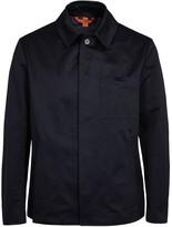 Barena Fante Varotto Navy Cotton Jacket