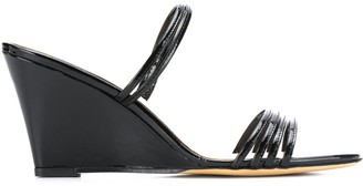 Kalda Strappy Wedge Sandals