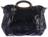 Marni Textured Leather Balloon Bag