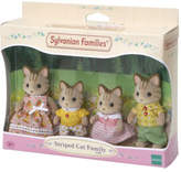 Sylvanian Families NEW Striped Cat Family