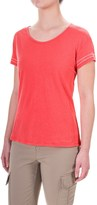 Craghoppers Thea T-Shirt - Scoop Neck, Short Sleeve (For Women)
