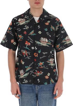 Prada Hawaiian Shirt